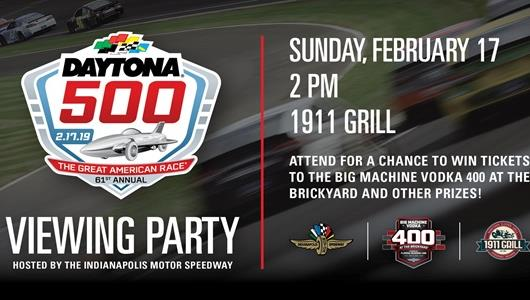 Daytona 500 Viewing Party