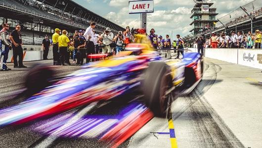 Indy 500 Qualifying