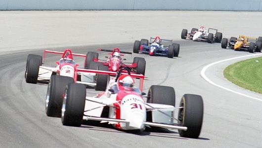 Indy 500 1994 Broadcast