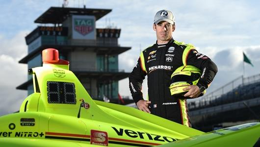 103rd Indy 500 Pole Winner