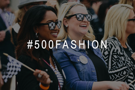 500 Fashion Fridays