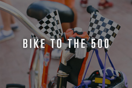 Bike to the 500