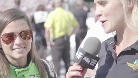 Danica Interview