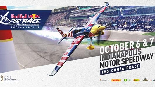 2018 Red Bull Air Race