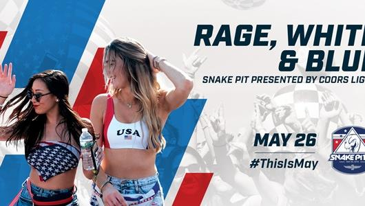 Official Snake Pit Lineup