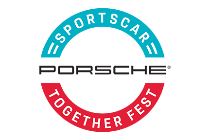 Porsche Sportscar together fest logo