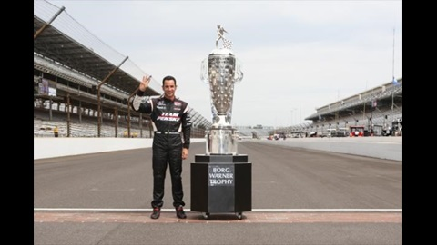 Mears Thinks Castroneves Could Be First To Five