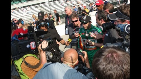 Saavedra, Kanaan Squeeze Into Field On Dramatic Bump Day