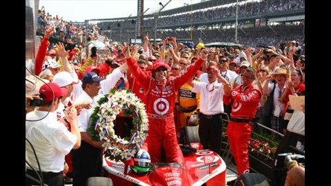 Franchitti Savors Sweet Second Indianapolis 500 Victory