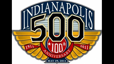 Rich, Vibrant 2011 '500' Logo Celebrates 100 Years Of Indy History
