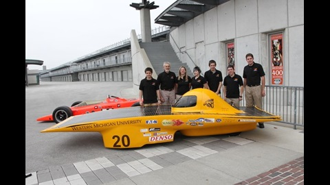 Emerging Tech Day At IMS To Put Green Automotive Ideas On Track