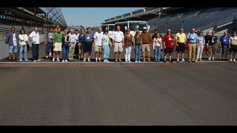More Than Half Of 2012 IMS Grounds Tour Dates On Weekends