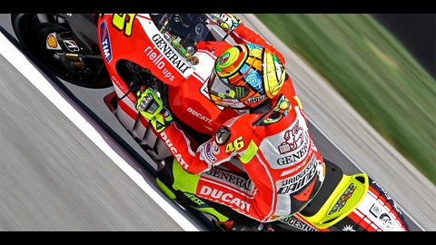 Rossi Laments Another 'Lost Day'