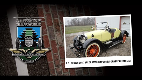 Celebration of Automobiles Entrant: 1920 Templar Experimental Roadster