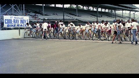 Indianapolis 500 Inspires Little 500 Bike Race At Indiana University