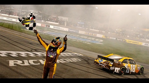 Spring 4-Peat For Kyle Busch