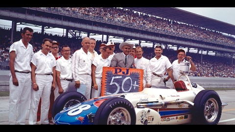 96th Indianapolis 500 Notebook: Parnelli to Celebrate 150mph Pole