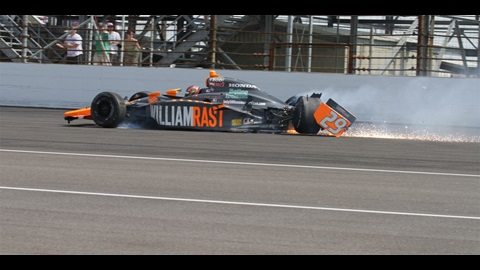 Indianapolis 500 Bump Day Always Produces Twists, Turns
