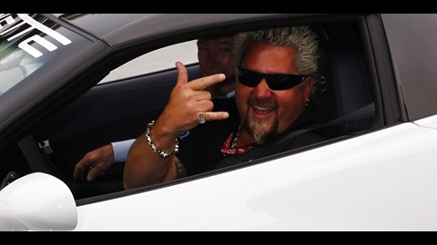 96th Indianapolis 500 Press Conference: Guy Fieri