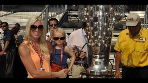 Wheldon remembered as drivers prepare for 2012 Indianapolis 500