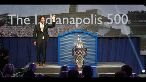 Franchitti earns $2.47 million for winning 96th Indianapolis 500