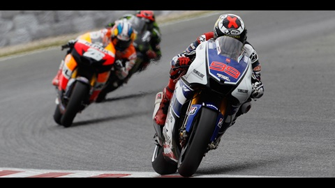 MotoGP Race Report: Grand Prix of Catalunya