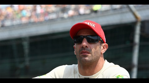 Kanaan Wins Fans' Hearts With Streak Of Strong Indy Finishes