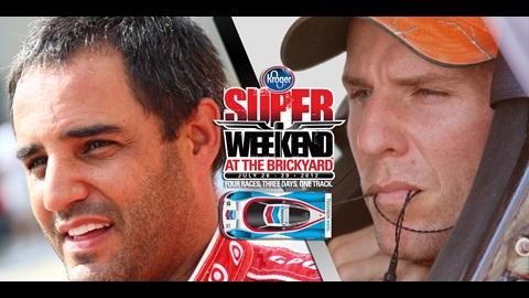 Montoya, McMurray Join Super Weekend GRAND-AM Race