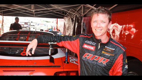 Indianapolis Driver Eager For Home Race In GRAND-AM
