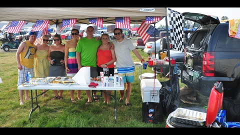 Burn Ban At The Kroger Super Weekend At The Brickyard