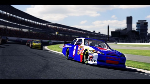 iRacing Brickyard 400