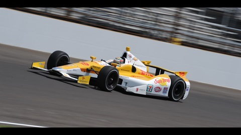 IndyCar Title Chase: Four On The Floor
