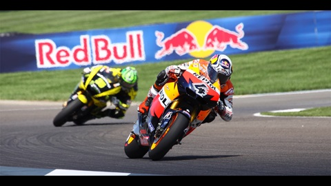 Plenty Of Action, Excitement At Red Bull Indianapolis GP