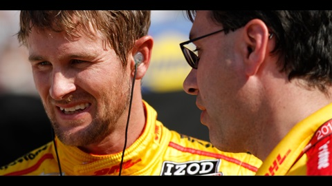500 Miles To Glory Saturday Night For Power, Hunter-Reay