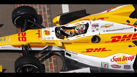 2013 Indianapolis 500 Victory Next Target On Hunter-Reay's Radar