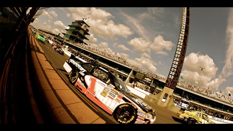 IMS Date Set For July 28 On 2013 NASCAR Sprint Cup Schedule