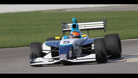 Young Talent Seeking To Impress In Two-Day Indy Test