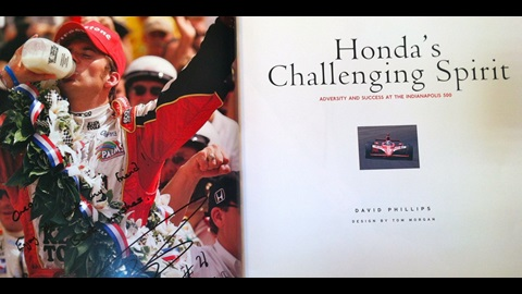 Remembering Another Side of Dan Wheldon