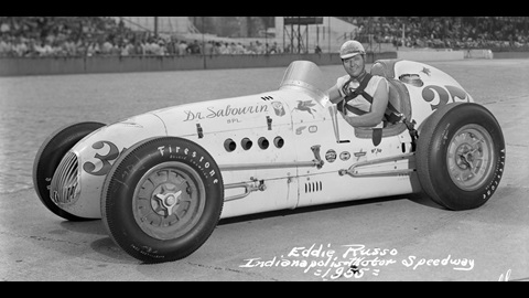 Three-Time Indianapolis 500 Starter Russo Dies at 86