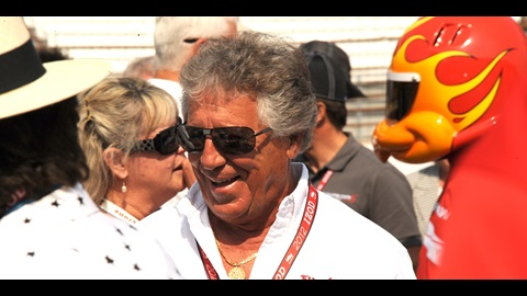 Andretti Named Head Judge For 2013 Celebration of Automobiles
