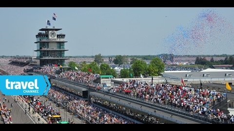 Travel Channel Seeks Enthusiastic Indy 500 Fans For New Show
