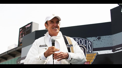 Nabors To Return To IMS To Sing During Indy 500 Pre-Race