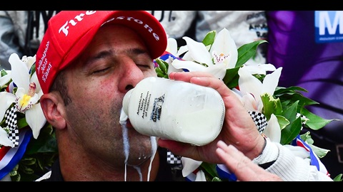 Kanaan Wins 97th Running Of The Indianapolis 500