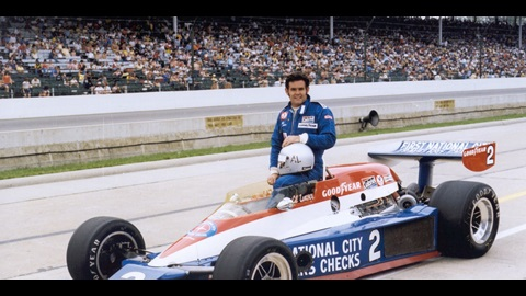 Unser Would Welcome Kanaan Into Elite Triple Crown Club
