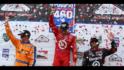 Dixon Hopes Momentum From Pocono Victory Continues In 'Two For T.O'