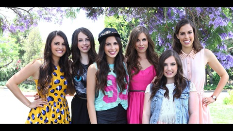 Young Singing Sensations Cimorelli To Perform In Kids Zone