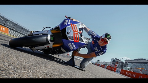 MotoGP: The Lean Angle Experience