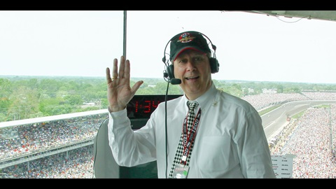 King Steps Down As IMS Radio Network Chief Announcer