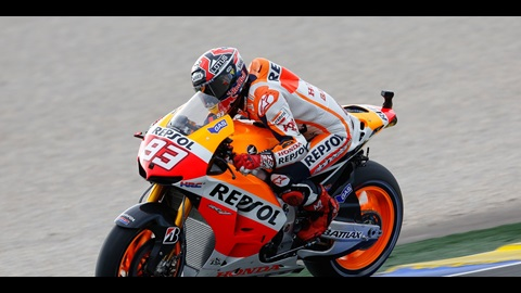 Red Bull Indianapolis GP Teleconference - Marc Marquez