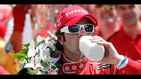 Dario Franchitti's Racing Career Ends